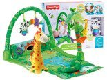 Fisher Price Rainforest MATA edukacyjna Pałąk