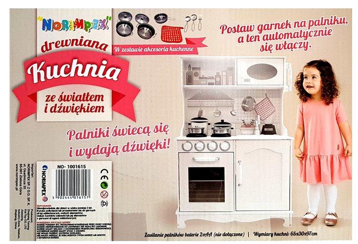Kuchnia Drewniana Dla Dzieci Garnki Telefon Gratis Zabawki Agd